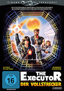 The Executor - DVD-Cover