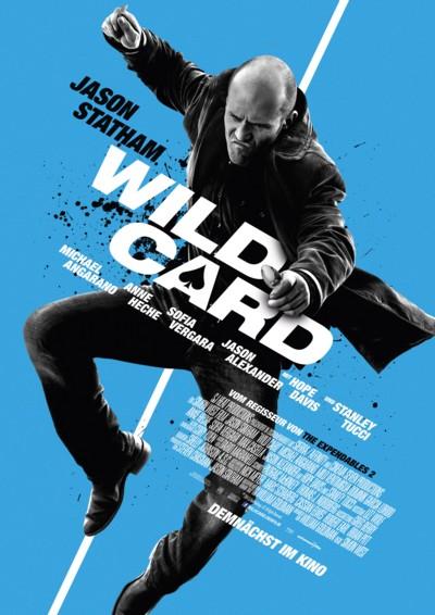 Wild Card - Plakat