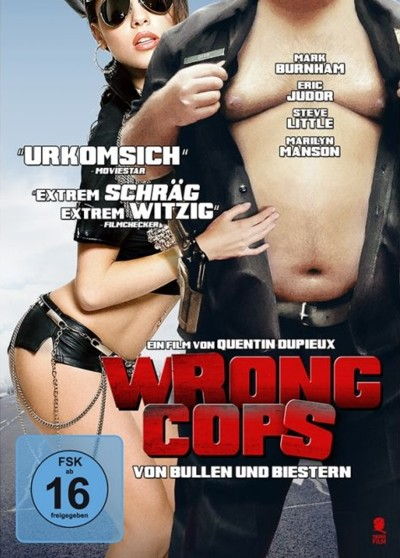 Wrong Cops - DVD-Cover