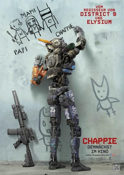 Chappie - Teaser