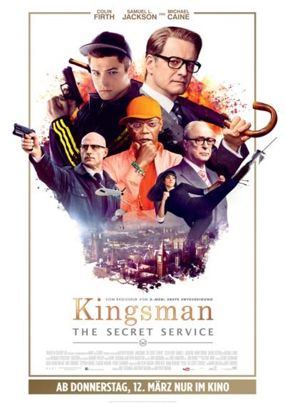 Kingsman - Plakat