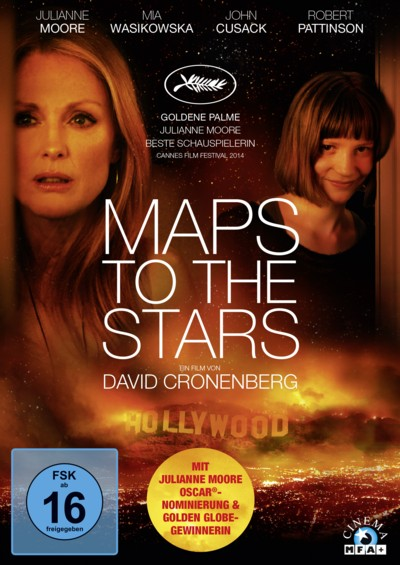 Maps to the Stars - DVD-Cover 4