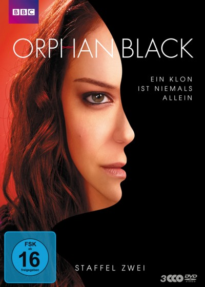 Orphan Black - Staffel 2 - DVD-Cover 4
