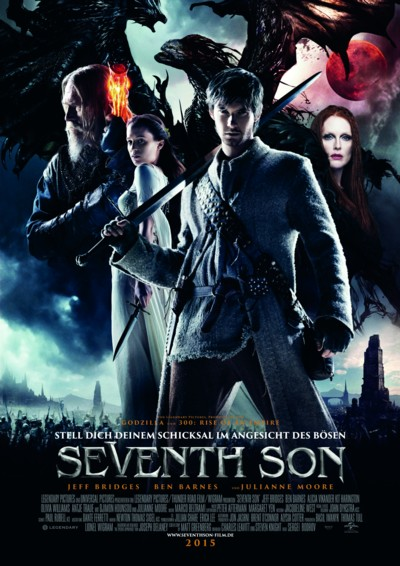 Seventh Son - Plakat
