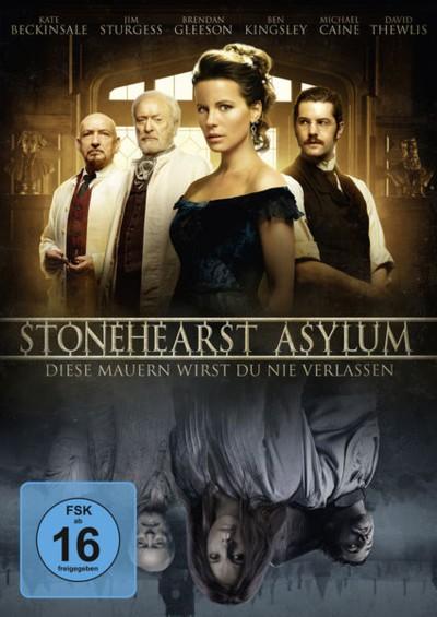 Stonehearst Asylum - DVD-Cover