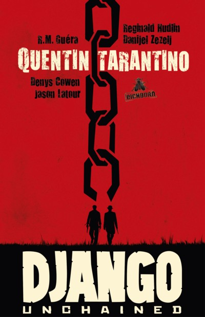 Tarantino - Django Unchained - Comic - 4