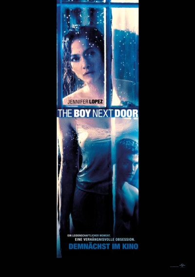 The Boy next Door - Plakat