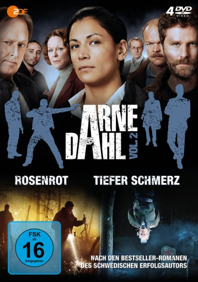 Arne Dahl Vol 2 - DVD-Cover