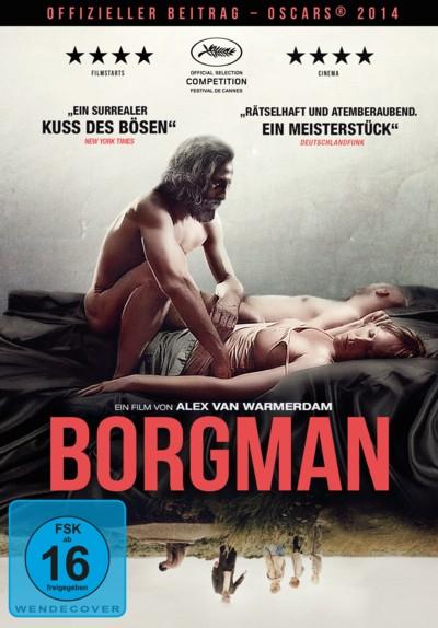 Borgman - DVD-Cover