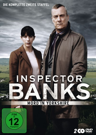 Inspector Banks - Staffel 2 - DVD-Cover - 4
