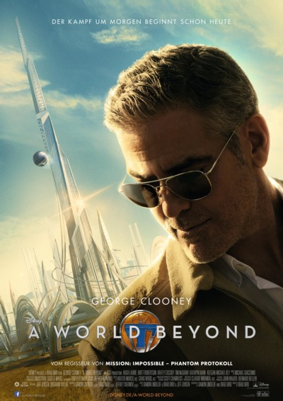 A World Beyond - Plakat