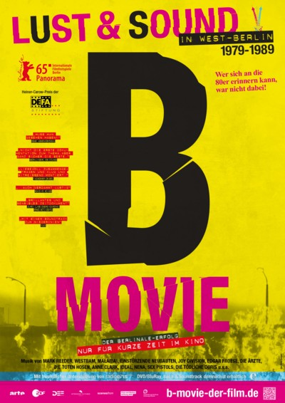 B-Movie - Plakat