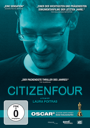 Citizenfour - DVD-Cover