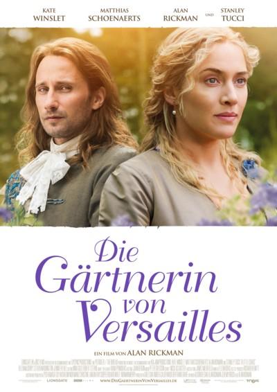 Die Gärtnerin von Versailles - Plakat