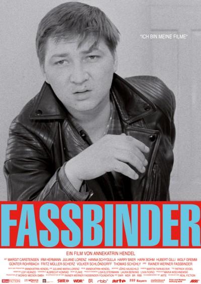 Fassbinder - Plakat