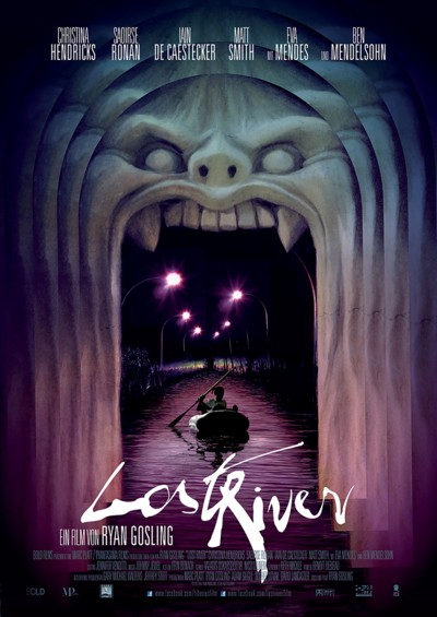 Lost River - Plakat