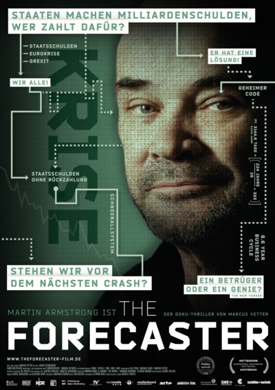 The Forecaster - Plakat