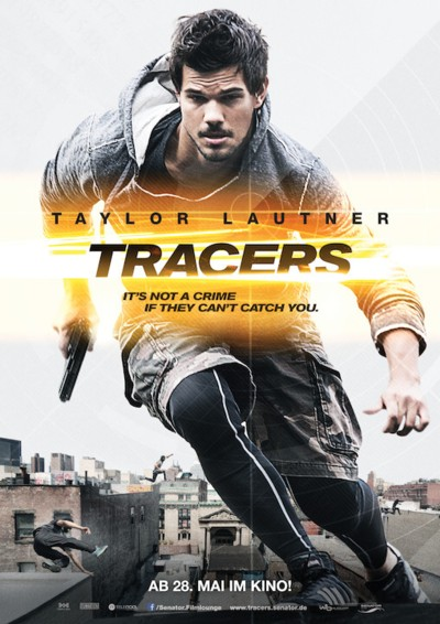 Tracers - Plakat