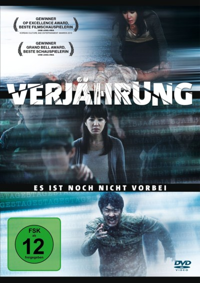 Verjährung - DVD-Cover