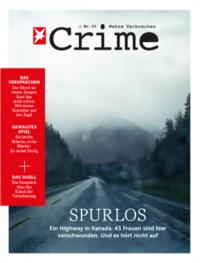 Crime - Cover