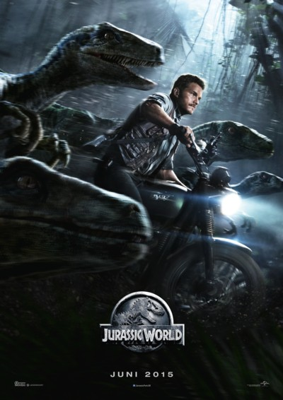 Jurassic World - Plakat