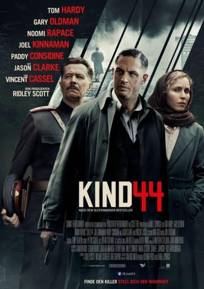 Kind 44 - Plakat