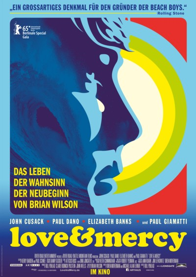 Love and Mercy - Plakat