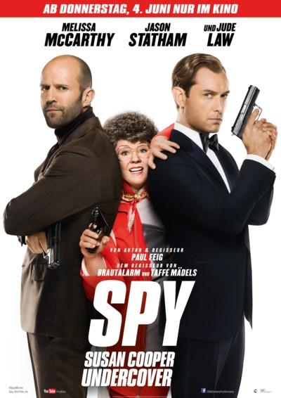 Spy - Plakat