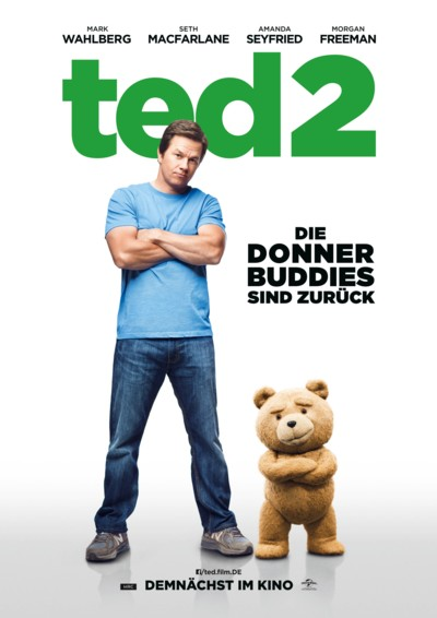 Ted 2 - Plakat