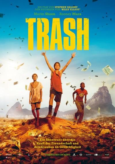 Trash - Plakat
