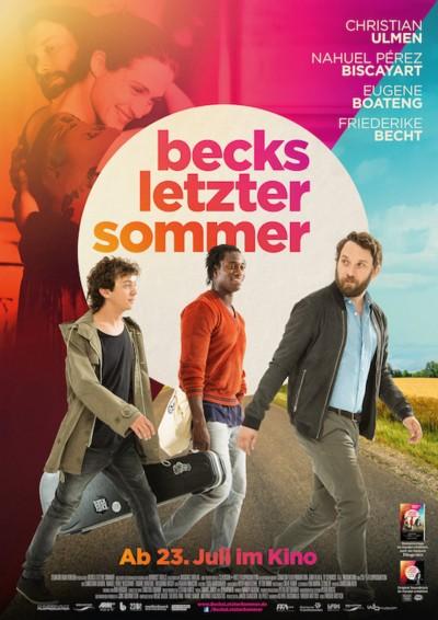 Becks letzter Sommer - Plakat