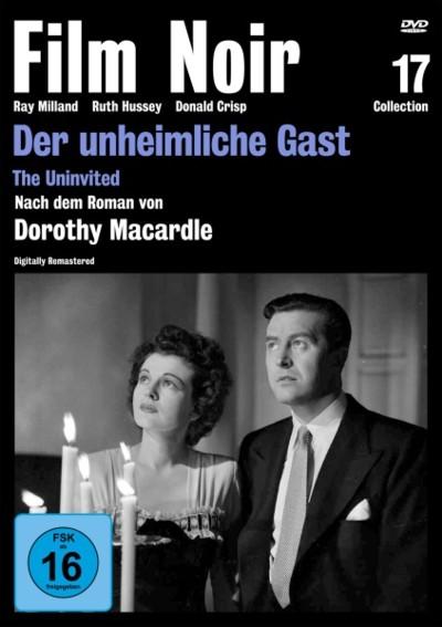 Der unheimliche Gast - DVD-Cover