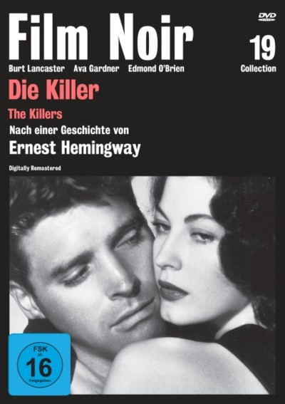 Die Killer - DVD-Cover