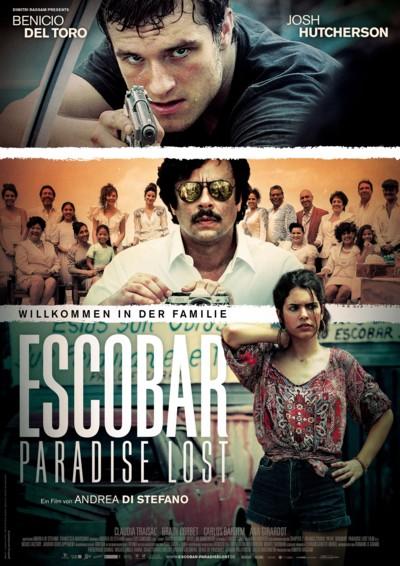Escobar - Paradise Lost - Plakat