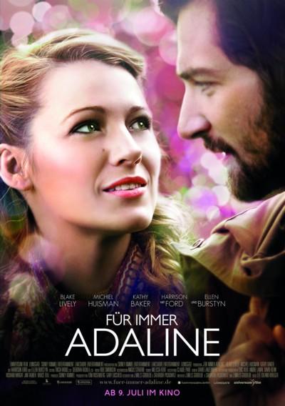 Für immer Adaline - Plakat