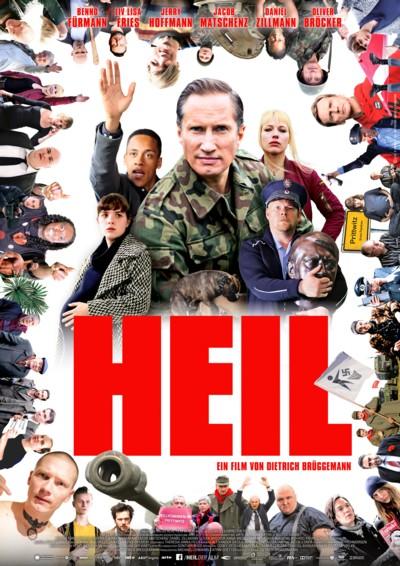 Heil - Plakat