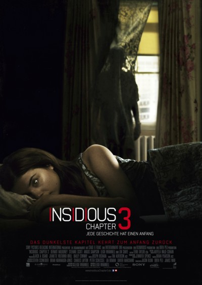 Insidious 3 - Plakat