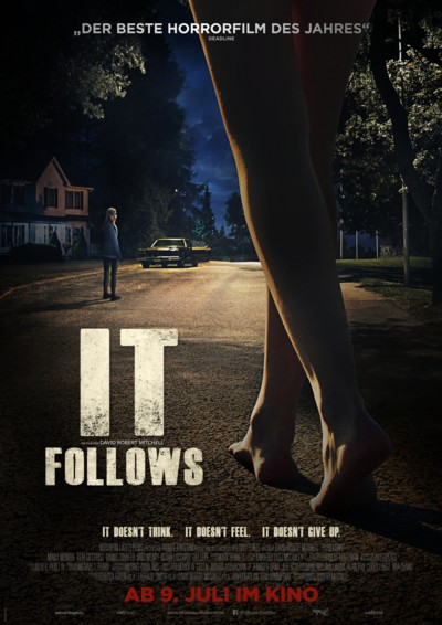 It Follows - Plakat
