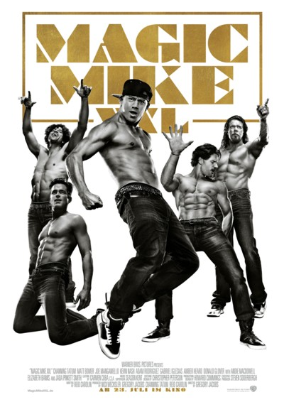 Magic Mike XXL - Plakat