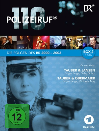 Polizeiruf 110 - BR-Box 2 - DVD-Cover