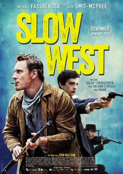 Slow West - Plakat
