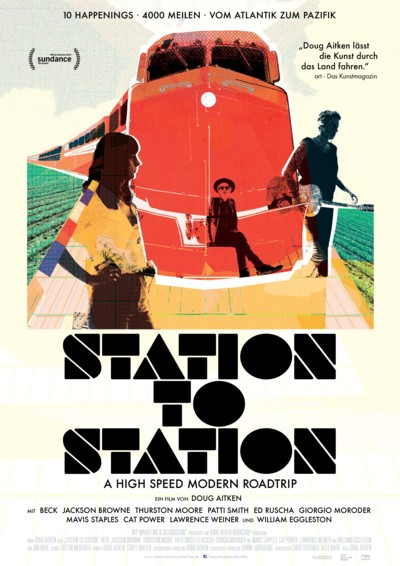 Station to Station - Plakat