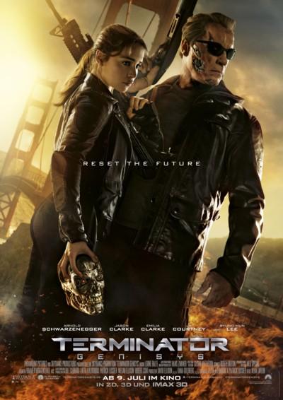 Terminator - Genisys - Plakat