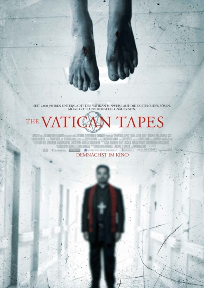 The Vatican Tapes - Plakat