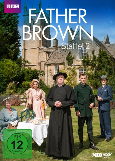 Father Brown - Staffel 2 - DVD-Cover - 4