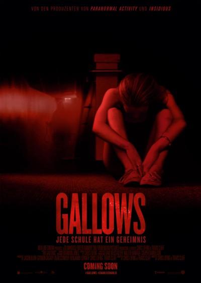 Gallows - Plakat