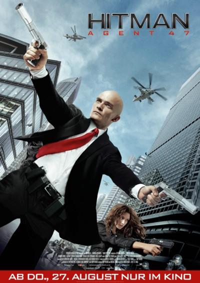 Hitman - Agent 47 - Plakat