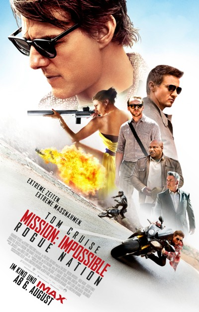 Mission Impossible 5 - Plakat - 4