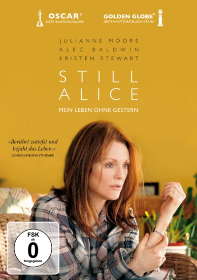 Still Alice - DVD-Cover