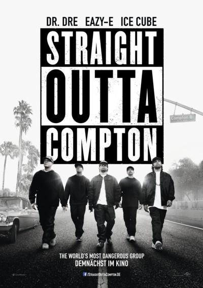 Straight Outta Compton - Plakat